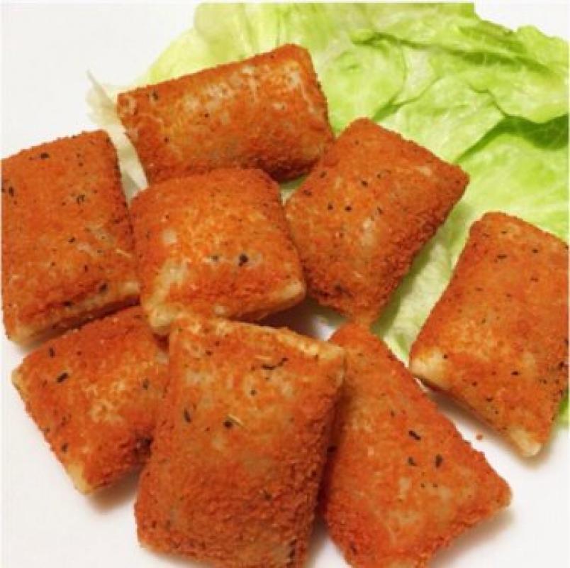 Подушечки с сыром