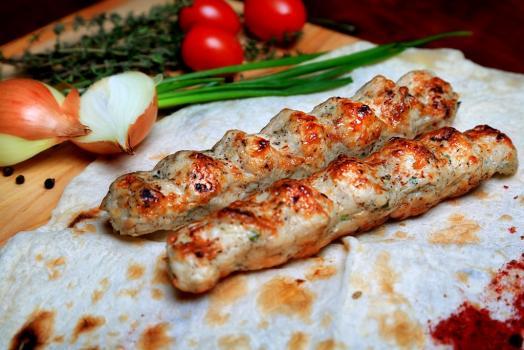 люля-кебаб куриный