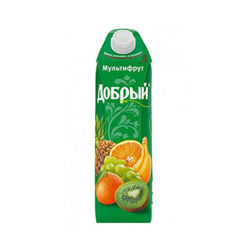 Сок Добрый Мультифрукт