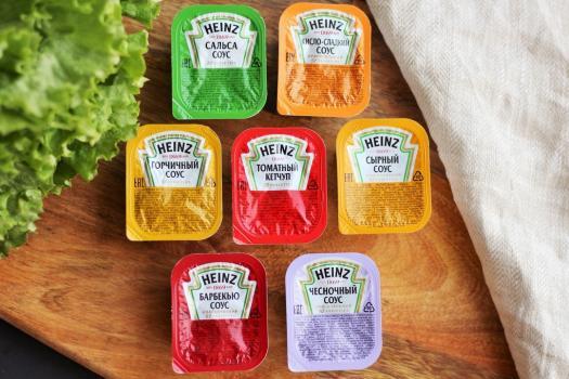 Соусы Heinz в ассортименте