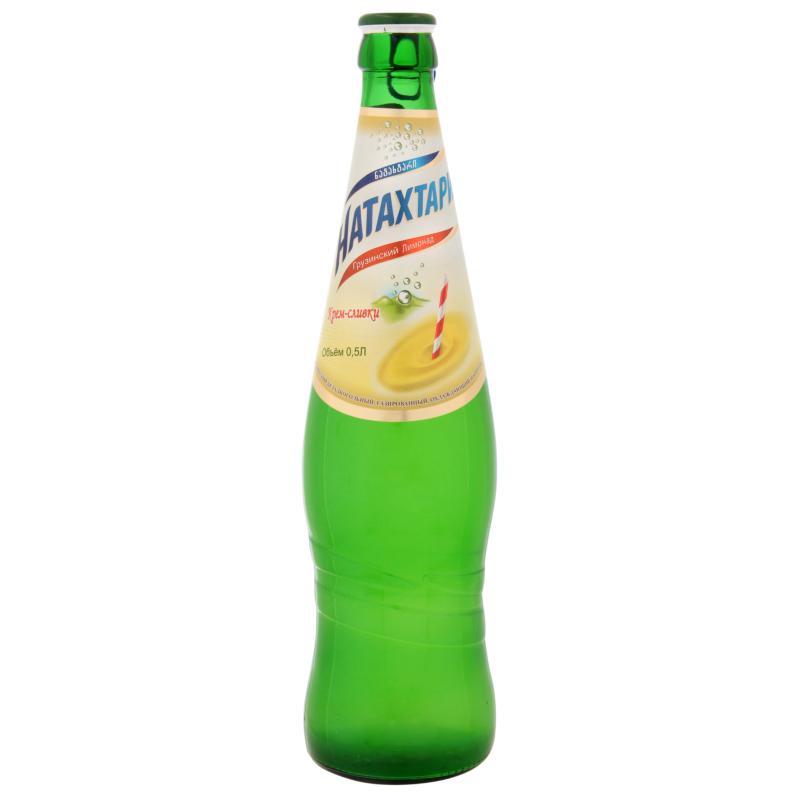 """Лимонад """"Натахтари"""" Крем-сливки"""
