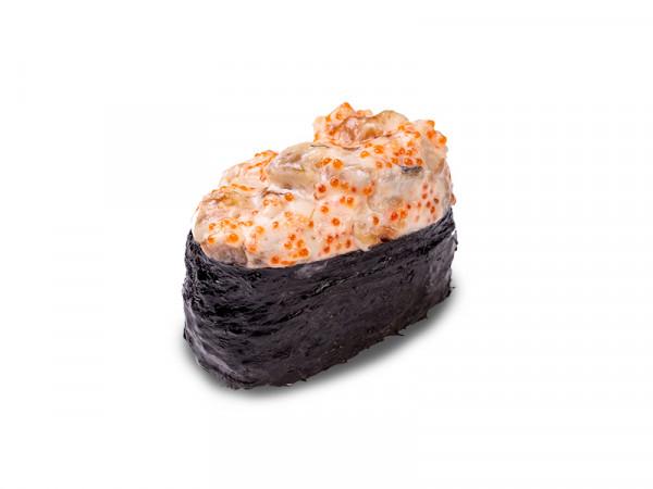 Суши с угрем запеченные
