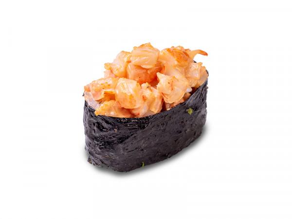 Суши спайси креветка
