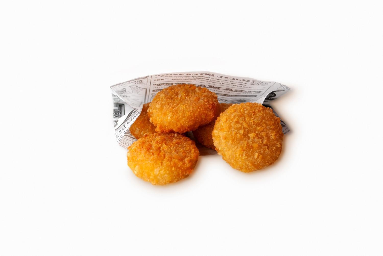 Монетки из сыра
