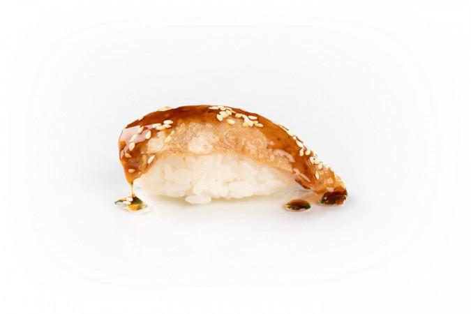 Суши с омлетом