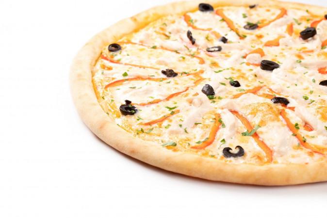 Цезарь пицца 40см