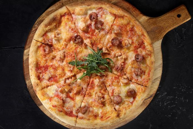 Пицца Охотничья 33