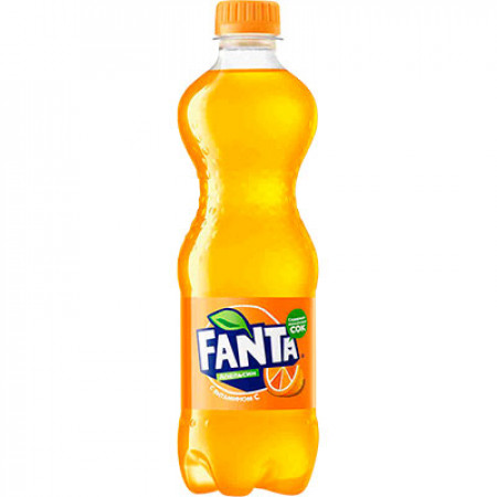 Фанта 0,5 пластик