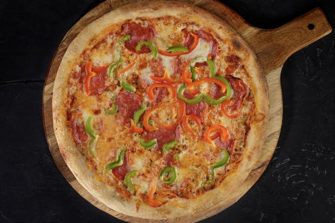 Испанская пицца 35 см