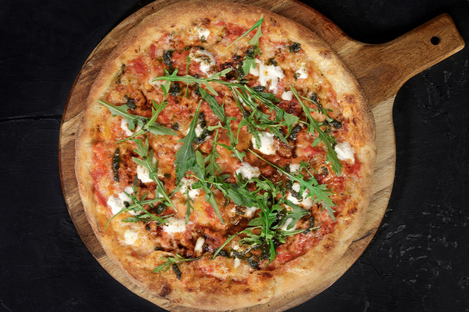Маргарита пицца 33