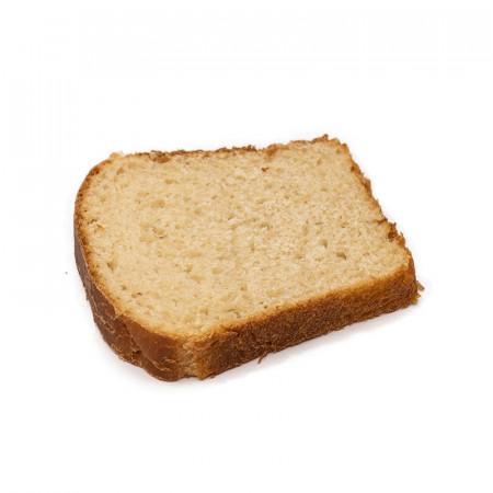 Хлеб пшеничный  1 кус