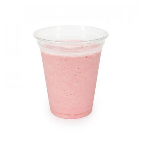 Молочный коктейль ягодный