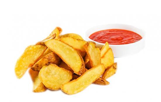 картофель фри дольки