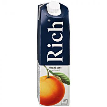 сок rich 1 л в ассортименте