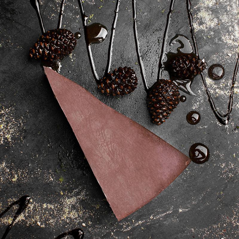Чизкейк шоколадный + второй Чизкейк в подарок
