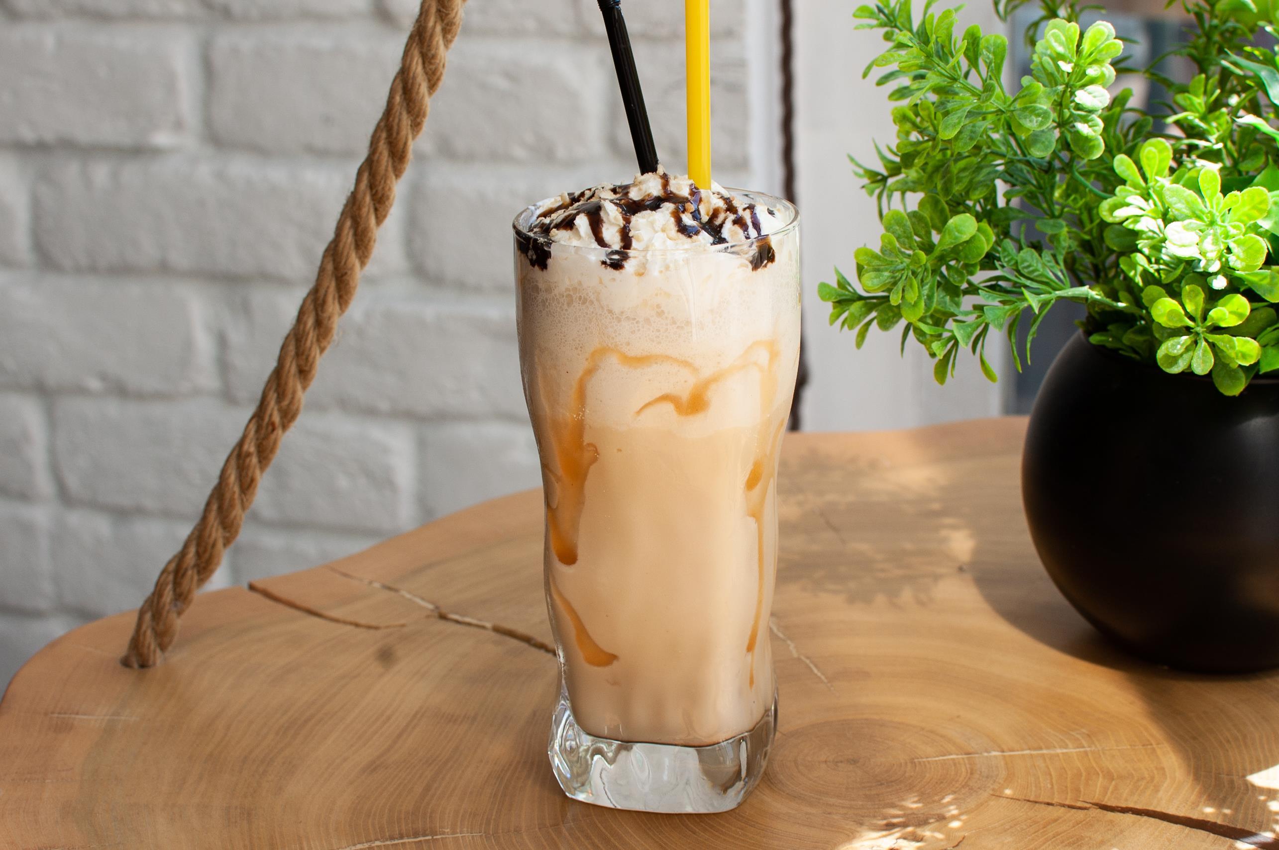 Айс кофе Ореховый