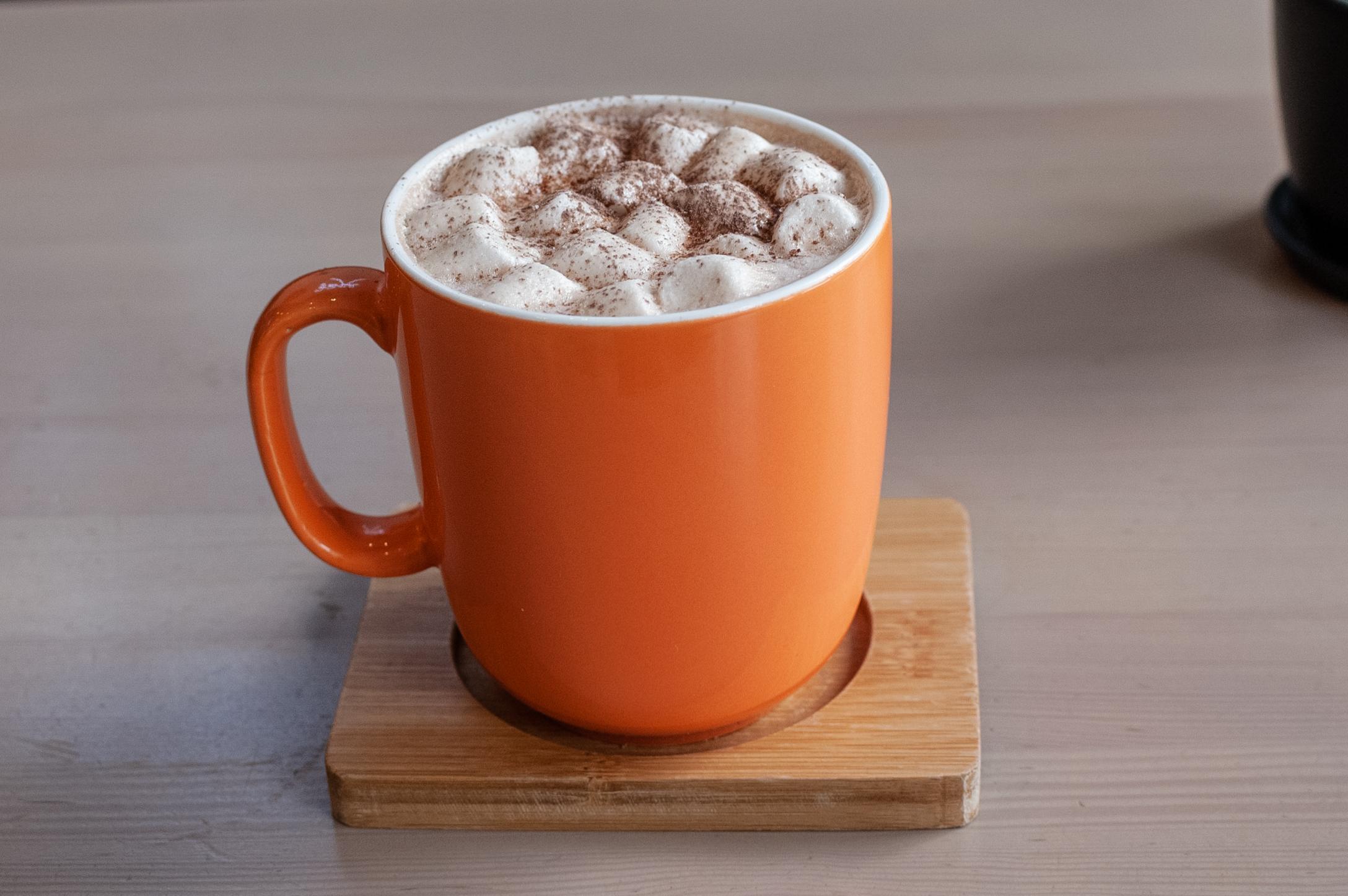 Какао с маршмеллоу 250