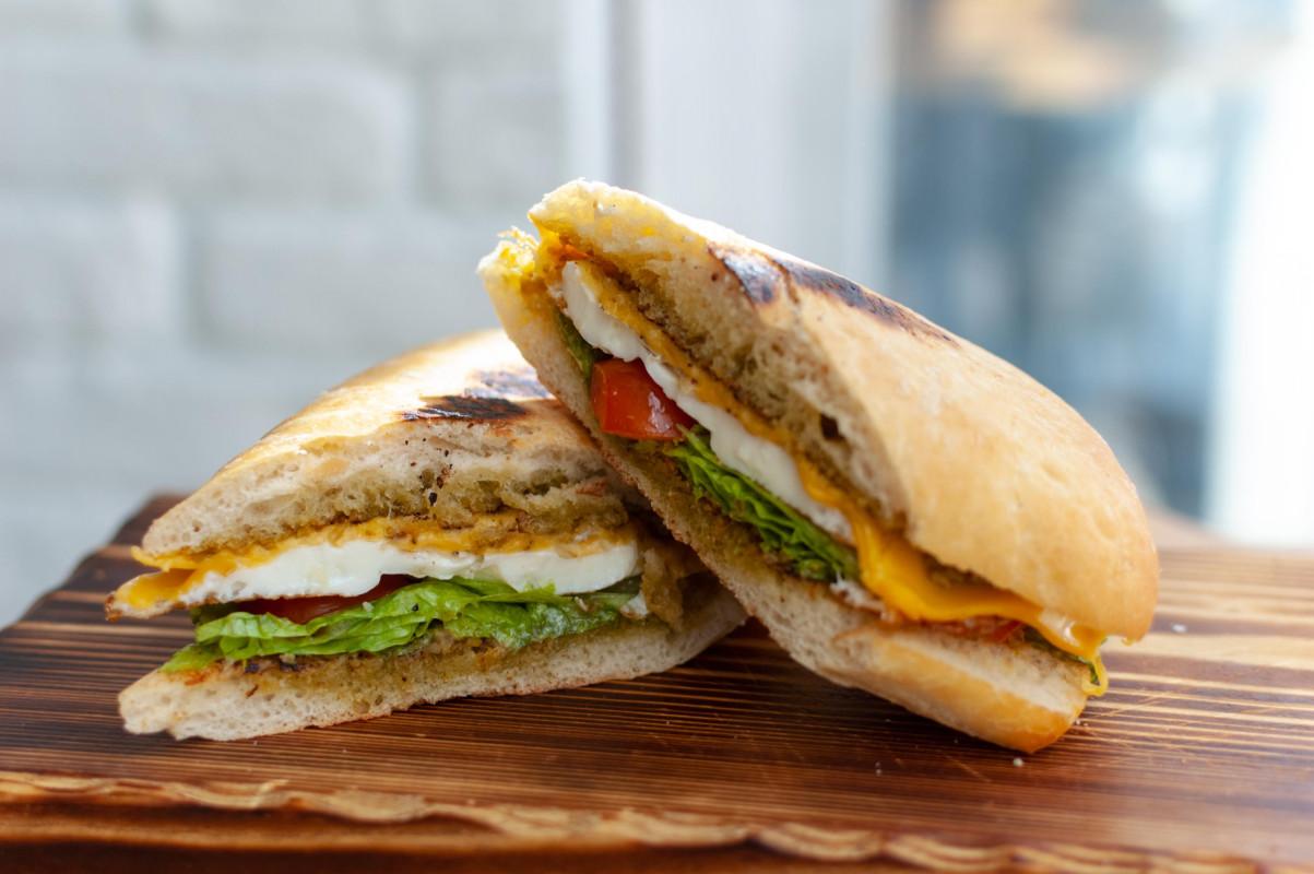 Ранний сэндвич