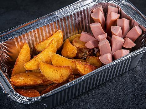Картошка-осьминожка