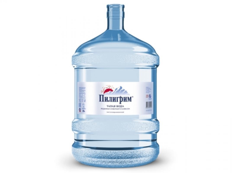 Природная питьевая вода «Пилигрим» 19 л