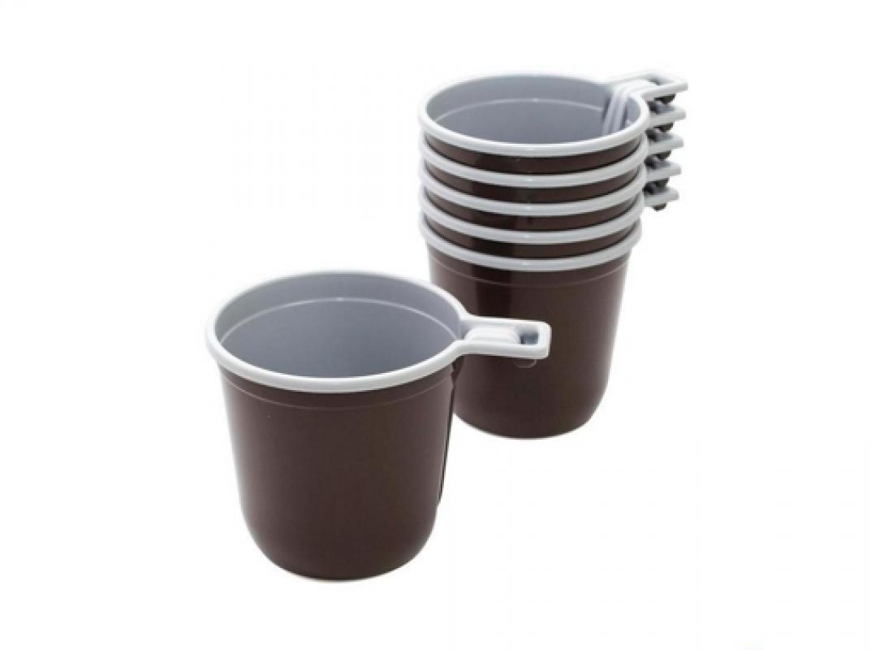 Чашки кофейные одноразовые