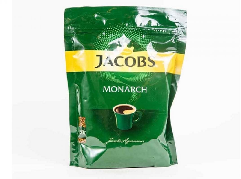 Кофе Jacobs Monarch 150гр