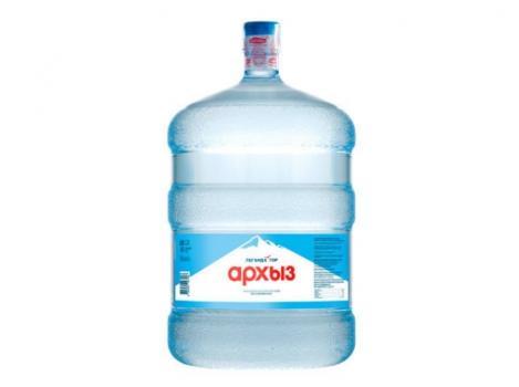 Природная питьевая вода «Легенда Гор Архыз» 19 л