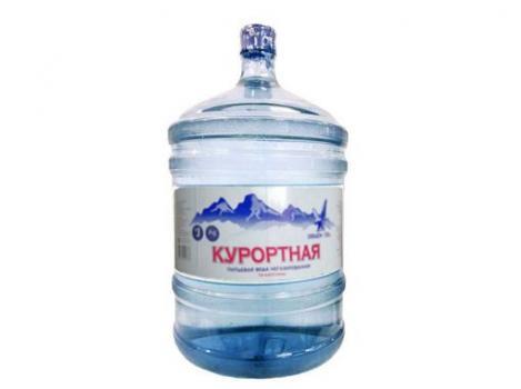 Природная питьевая вода «Курортная» 19 л