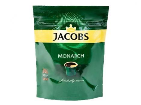 Кофе Jacobs Monarch 75гр