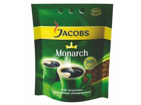 Кофе Jacobs Monarch 500гр