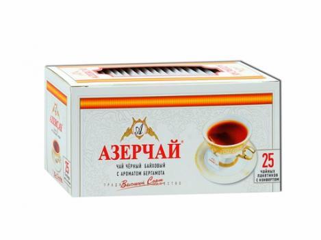 Чай Азерчай Краснодарский 25 пакетиков