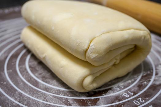 Тесто слоёное-сдобное