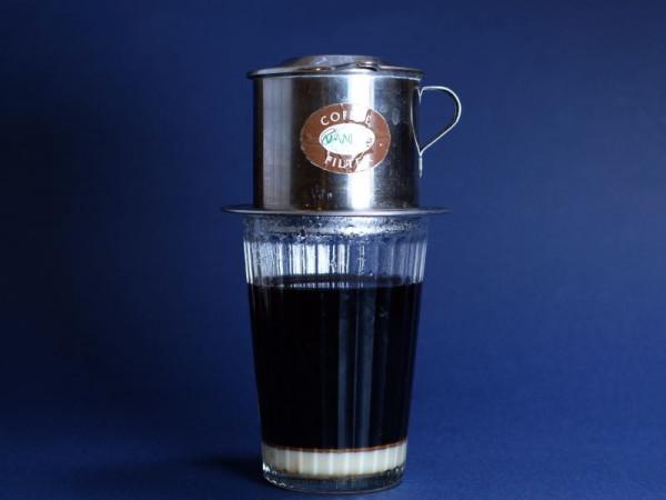 Вьетнамский кофе с молоком