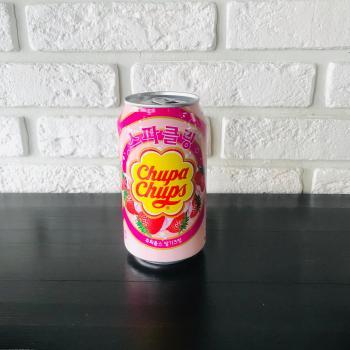 Chupa Chups Кремовая клубника