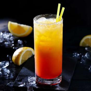 коктейль карамелька б/алкогольный