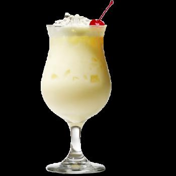 """коктейль """"кокосовый рай"""" б/алкогольный"""