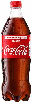 кока-кола 0.9 л.