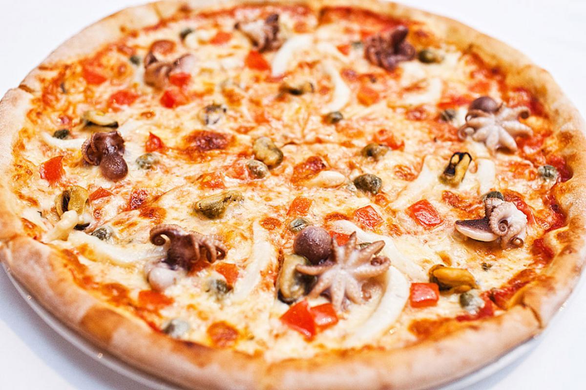 """Пицца """"Атлантида"""""""