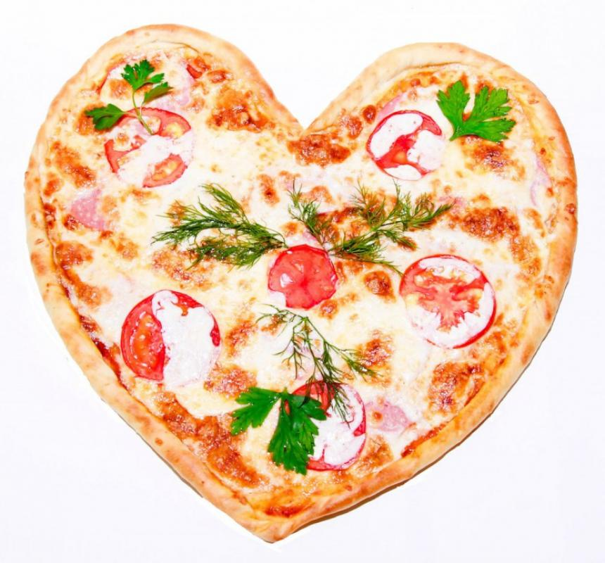 "Пицца ""Love"""