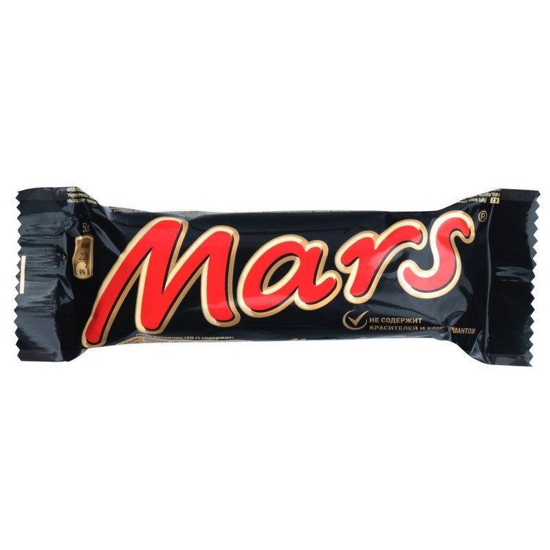 """Батончик """"Марс"""""""
