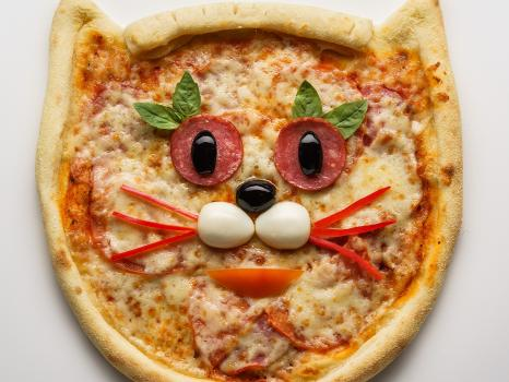 """Пицца """"Детская"""""""
