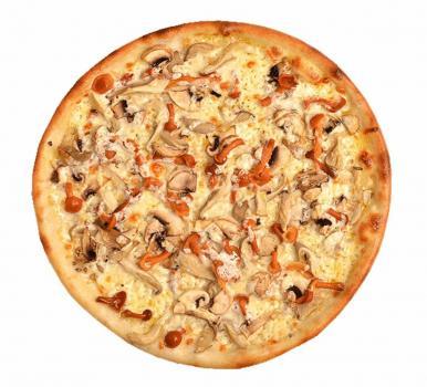 "Пицца ""Грибная поляна"""