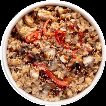 Рис по Тайски с телятиной
