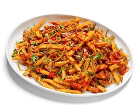 Картофель по-тайски