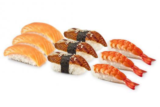 "Набор суши ""Трио"""