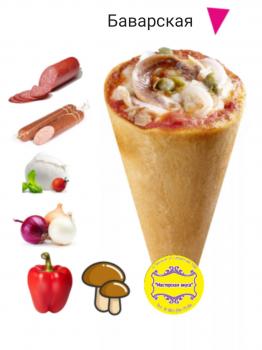 """Коно-пицца """"Баварская"""""""