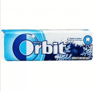 """Орбит """"Winterfresh"""""""