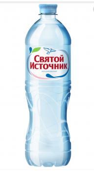 """""""Святой источник"""" негазир. 1.5л"""