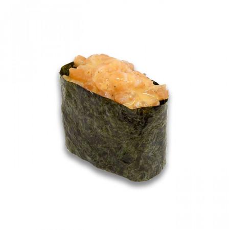 суши острый краб
