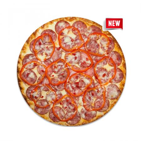 салями пицца 36 см